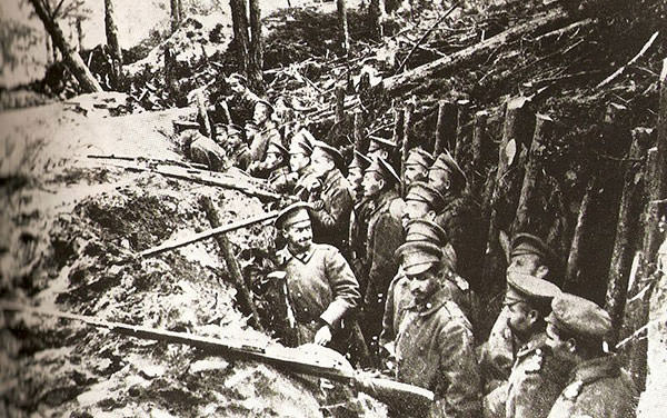 Battle of Sarikamish
