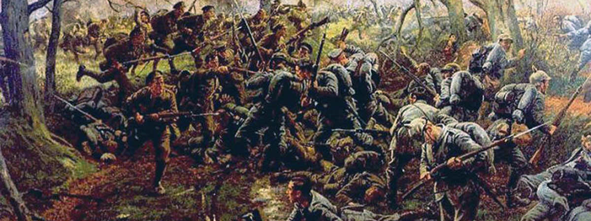 WW1 Western Front Featured Image