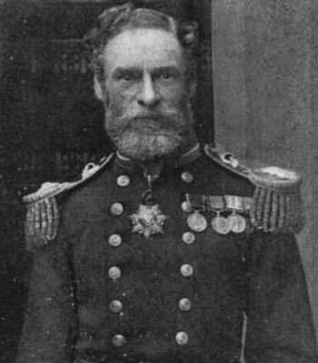 Admiral Charles Fitzgerald