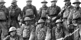 WW1 Soldier Facts Featured