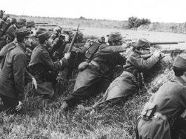 WW1 Timeline 1914 Featured