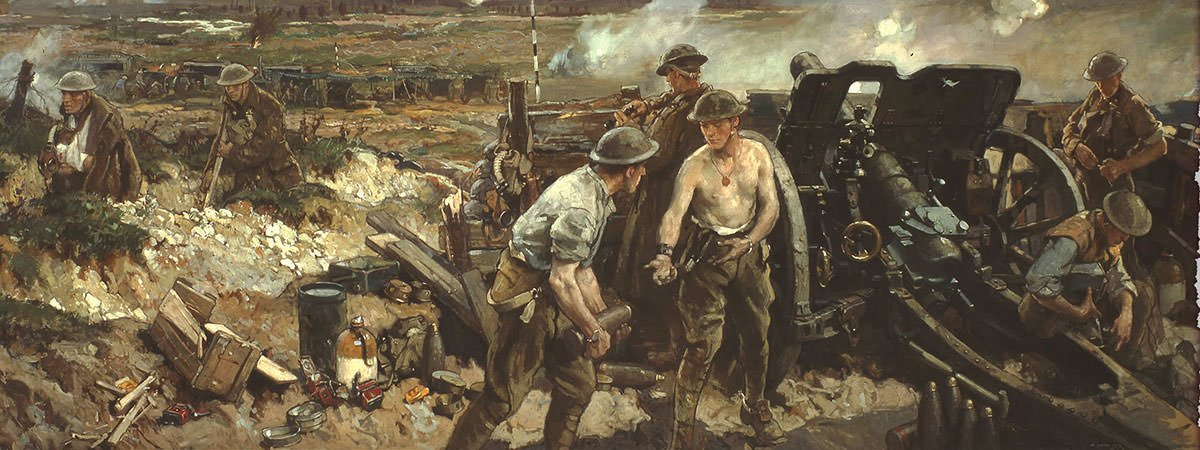 WW1 Timeline 1917 Featured
