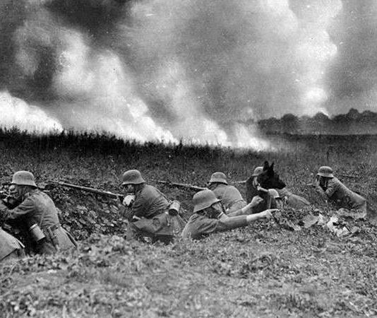 WW1 Timeline 1918 Featured