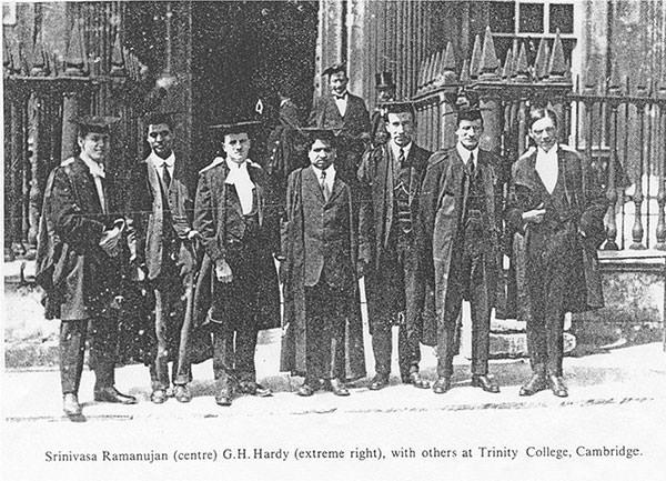 Ramanujan at Cambridge