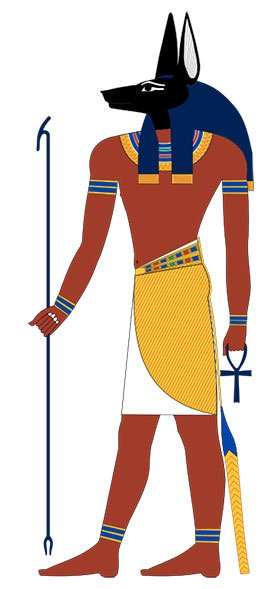 Anubis depiction