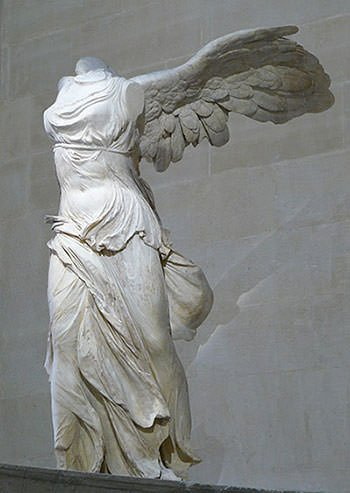 Winged Victory of Samothrace (2nd Century BC)